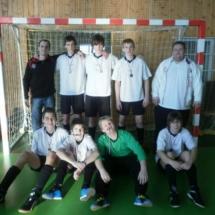 1.2.2011 turnaj Zašová 2.místo